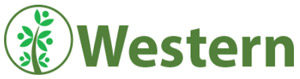 The Western - logo